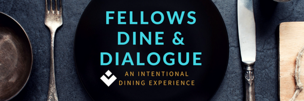 Fellows Dine & Dialogue Logo